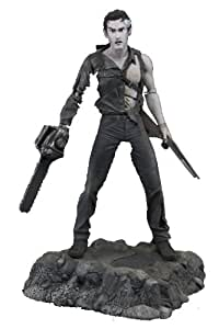 Evil Dead 2 - Hero from the sky Ash Deluxe Fig.