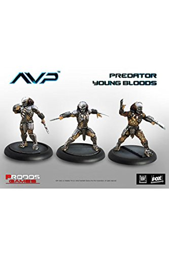 AVP Young Blood Board Game