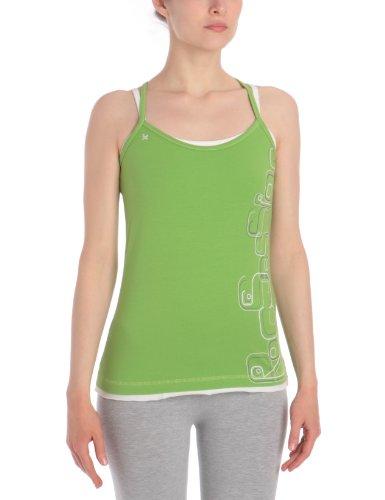Millet LD Engel Line Damen T-Shirt grün green - Greenery/Bright White L