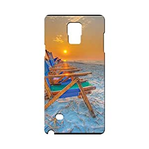 BLUEDIO Designer Printed Back case cover for Samsung Galaxy Note 4 - G6458
