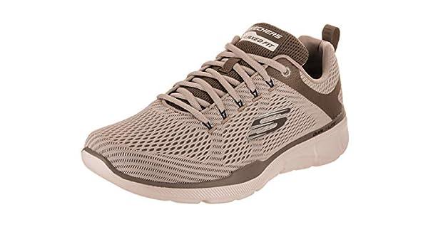 Skechers Uomo Equalizer 3.0 Taupe Training Shoe 8 US: Amazon