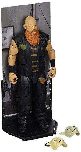 Erick Rowan mit 2 Schaf Masken - Elite Serie 48 - WWE Actionfigur -