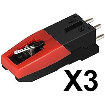 ION Audio CZ-800-10 Ersatz-Keramiktonabnehmer mit Nadel