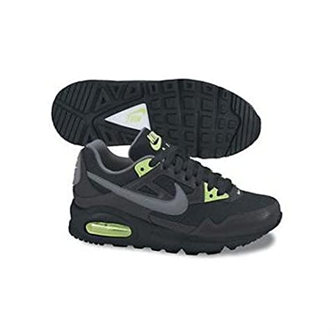 Nike Air Max Skyline (GS), Jungen Laufschuhe , mehrfarbig - schwarz / weiß - Größe: EU 38