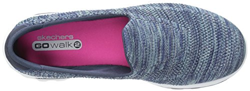 Skechers - Go Walk 2 Hypo, Sneakers da donna Navy