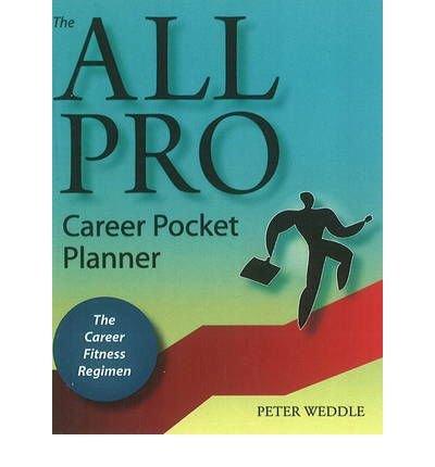 All Pro Career Pocket Planner: The Career Fitness Regimen (Paperback) - Common