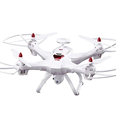 Dual-GPS Brushless Quadcopter,Y56 X183 New Globa 2.4GHz 6-Axis Gyro 4CH Brushless Quadcopter With WiFi 5.8FPV 1080P Camera/Follw Me funtation/Dual-GPS/Altitude Hold/360° Surrouding/Headless Mode RTF Helicopter by 5656YAO