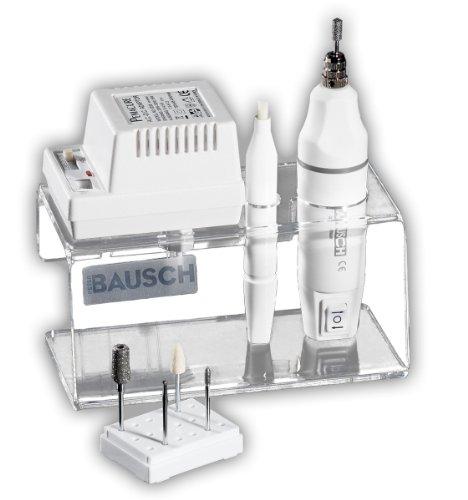 Peter Bausch 0360 - Set professionale per manicure e pedicure con dispenser in acrilico