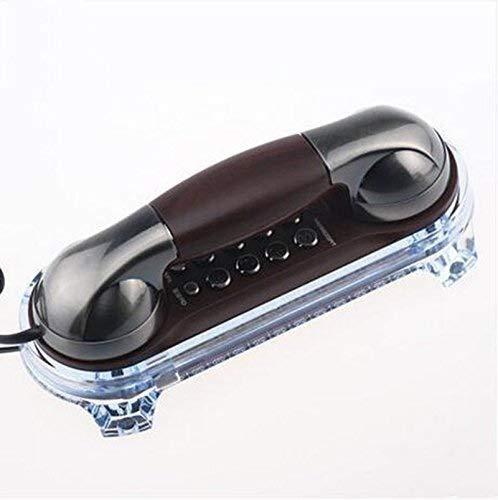 YDS SHOP Europäisches kreatives antikes Telefon-Wand-Mini - Verlängerungs-Anruf-klassisches Retro- Telefon verdrahtetes Telefon (Color : A1) -