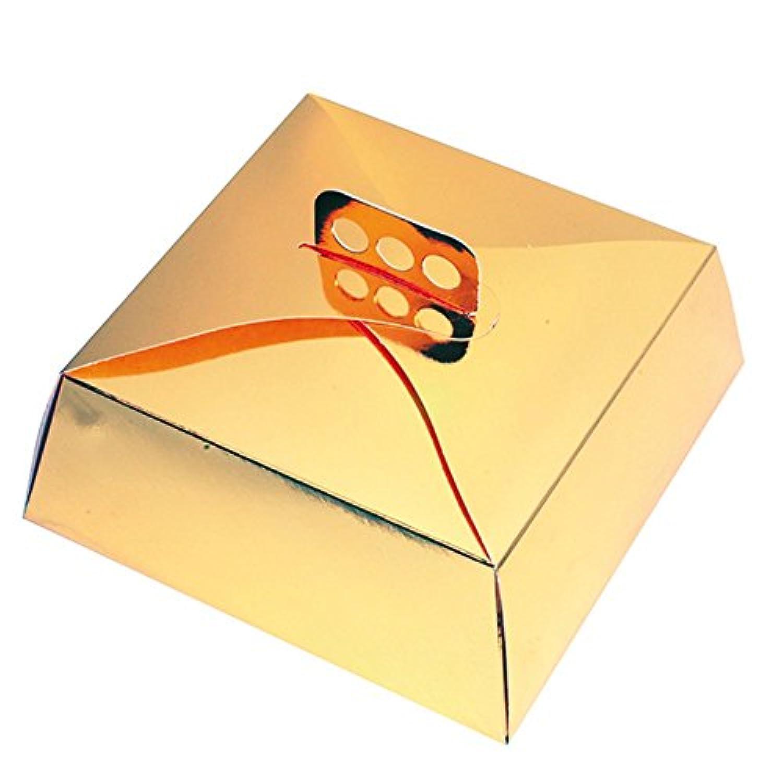 Garcia de Pou 50unità per box, cartone, oro, 30x 30x 10cm