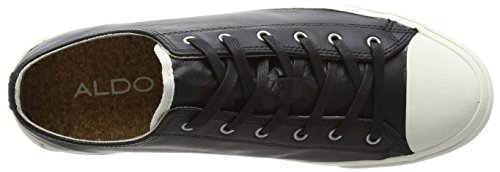 Aldo - Abisen, Scarpe da ginnastica Uomo Nero (Schwarz (Black Leather / 97))