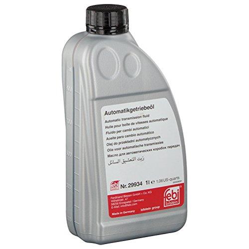 febi bilstein 29934 Automatikgetriebeöl ATF (rot) 1 Liter