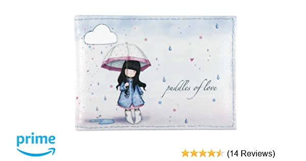 Santoro/'s Once Upon a Time Collection Water Colour Birds Travelcard Holder