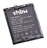 vhbw Li-Polymer Akku 3100mAh (3.85V) für Handy Smartphone Telefon BQ Aquaris X5 Plus