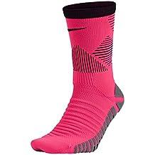 Nike Strike Mercurial Crew Calcetines, Todo el año, Hombre, Color Rojo, tamaño