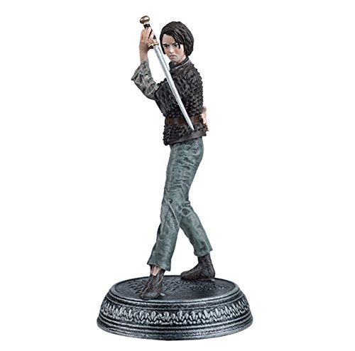 HBO - Figura de Resina Juego de Tronos. Game of Thrones Collection Nº 5 Arya Stark
