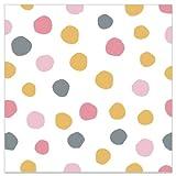20 hochwertige Tissue-Servietten