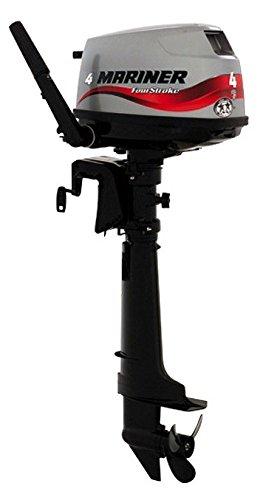 Usato, Mariner motori fuoribordo 4PS 4tempi Langschaft usato  Spedito ovunque in Italia