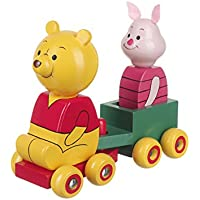 Orange Tree Toys - Winnie & Piglet Cart Toy