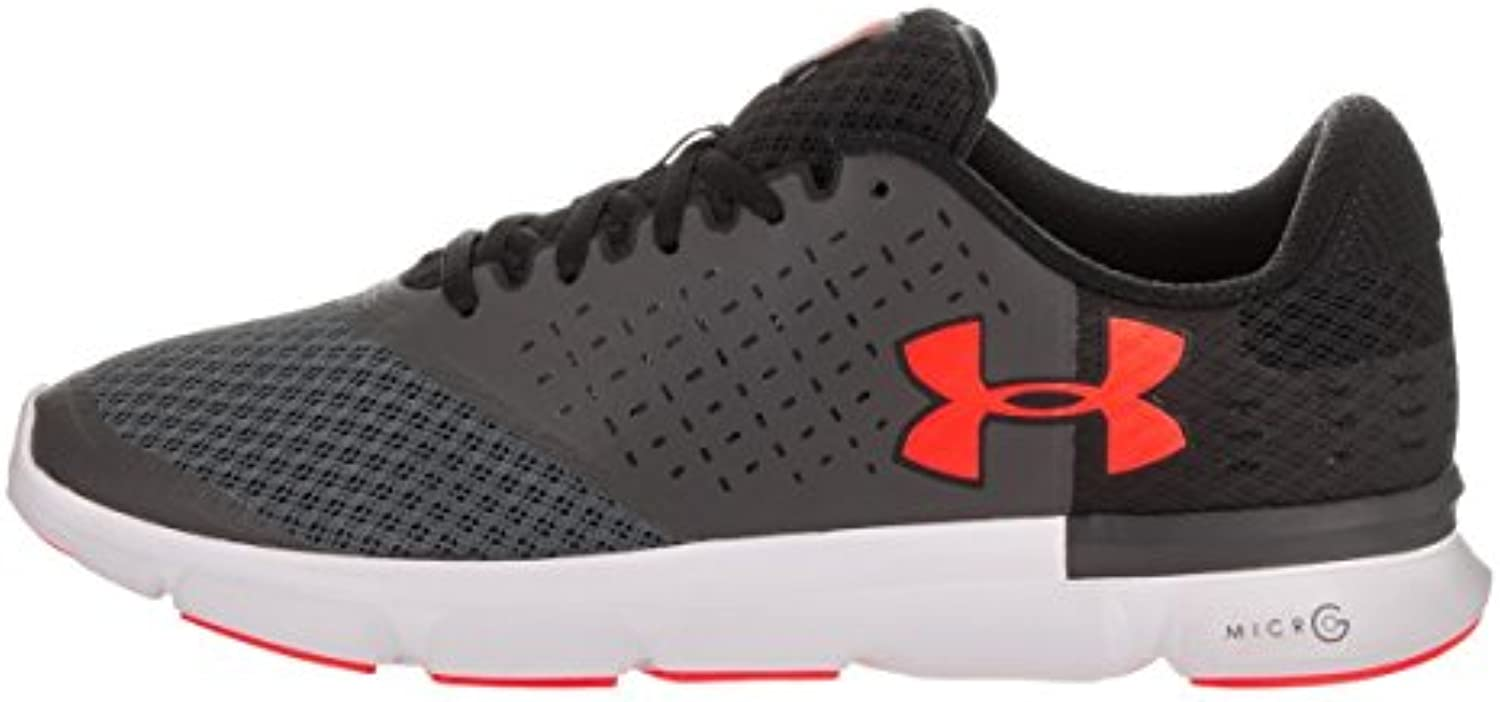 Under Armour Micro G Speed Swift 2 Hombre Zapatillas Gris