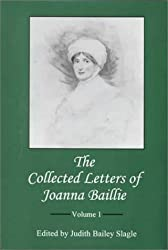 The Collected Letters of Joanna Baillie: v. 1