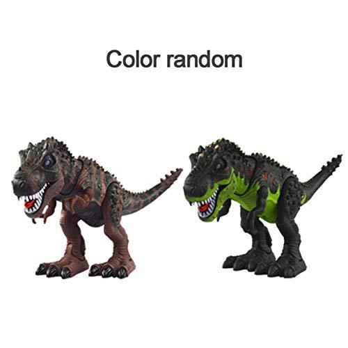 Kongqiabona Hand/beweglicher humanoid/Roboter Elektrische Kinder Spielzeug Walking Dinosaurier Echte Bewegung T-Rex Figur Spielzeug Mit Licht Sound Klassisches Modell Spielzeug Geburtstagsgeschenk - Walking-spielzeug-roboter