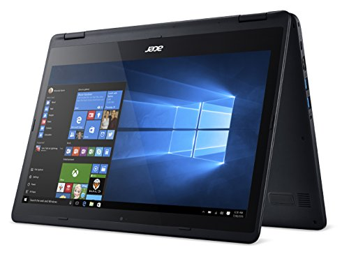 Acer Aspire R 14 Hybrid (2i-in-1) Touch (Black)
