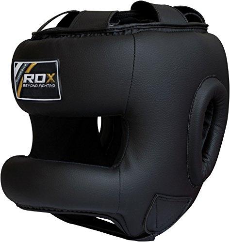 RDX Kopfschutz für Boxen, MMA, Kickboxen, Muay Thai