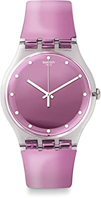 Watch Swatch New Gent SUOK125 ROSEGARI de Swatch