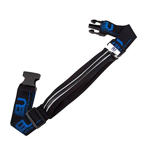 Lauftasche mit elastischem Bund Laufende Mehrzweck-Stretch-Leica Belt Sport BU Außentasche, geeignet für Camping, Bergsteigen, Laufen und andere Outdoor-Sportarten Atmungsaktive Radtasche