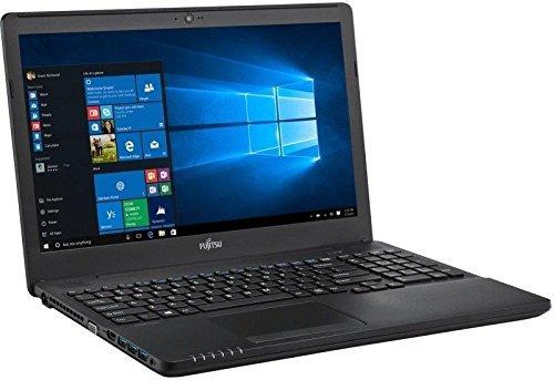 Fujitsu LIFEBOOK A555 15.6-Inch Notebook - (Black) (Intel Core i3 5005U 2 GHz Processor, 4 GB RAM, 500 GB HDD, Intel HD Graphics, Windows 10 Home)