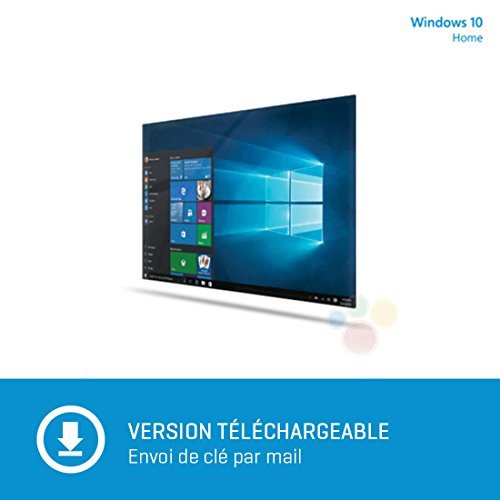 Windows 10 famille - Version téléchargeable
