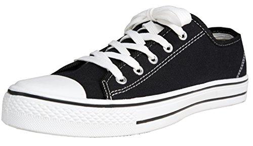 REIS Grensho Unisex Sneaker | Sportliche Damen Herren Schuhe | Freizeitschuhe Turnschuhe Sportschuhe | Größen 36-46 (Star Lo Freizeitschuhe All)