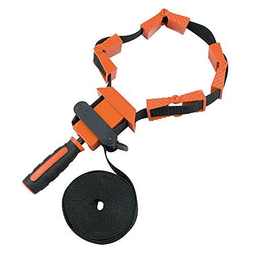 outil-serre-joint-du-travail-de-bois-cadre-sangle-bande-cliquet-pince-orange