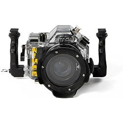 Cámara digital acuática (18MP) sumergible hasta 60m/ Reflex Canon 600D + Carcasa estanca Nimar