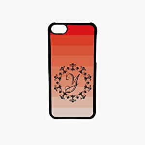 Krazycases Y Monogram Back Shell Cover For Apple Iphone 5C