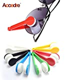Accedre Mini Microfiber Eyeglasses Cleaner with Keyring