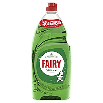 Fairy Original Washing Up Liquid, 1015 ml : everything 5 pounds (or less!)
