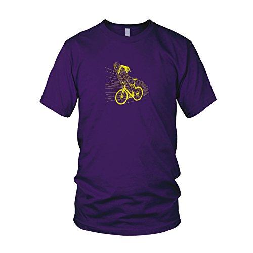 SW: Biker Chewie - Herren T-Shirt, Größe: XXL, Farbe: ()