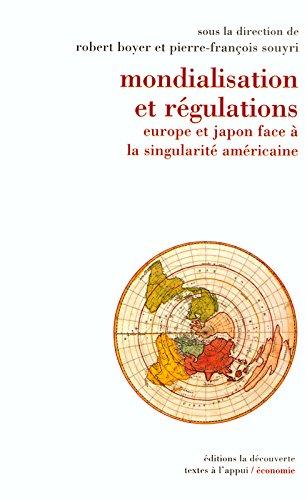 Mondialisation et régulations