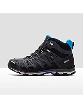 Meindl Schuhe X-SO 70 Mid GTX Surround Men - anthrazit/blau