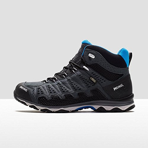 Meindl Schuhe X-SO 70 Mid GTX Surround Men - anthrazit/blau 42