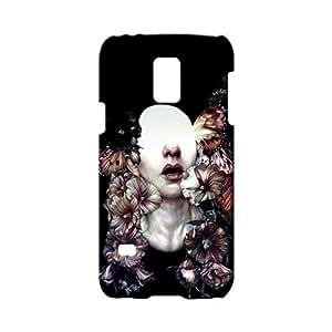 BLUEDIO Designer Printed Back case cover for Samsung Galaxy S5 - G1737