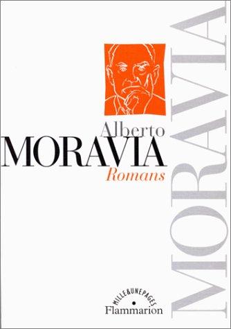 Romans : Agostino suivi de Les Indifférents - Le Mépris - L'Amour conjugal - L'Homme qui regarde - La Femme-Léopard par Alberto Moravia