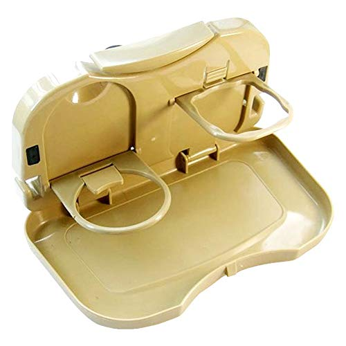 Autositz-Organisator, Nahrungsmittelbehälter-Faltender Speisetisch, Selbstrückseite Faltbar, Rücksitz-Speicher-Organisator-Tabelle Plastikgetränk-Gestell-Getränkehalter-Behälter-Standplatz-Schreibtisch