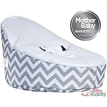 Fine Rucomfy Luxury Cuddle Soft Gaga Baby Bean Bag Dusk Amazon Gmtry Best Dining Table And Chair Ideas Images Gmtryco