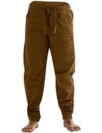 New Mens Enzo EZ219-EZ220 Cargo Army Combat Trouser Pants in 2 Colours 30 to 48