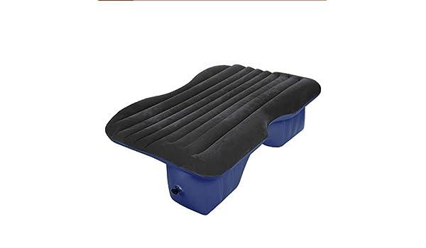 Luftmatratze Aufblasbare Auto-Sitz SchlafRest-Matratze Camping 140x90 mit Kissen
