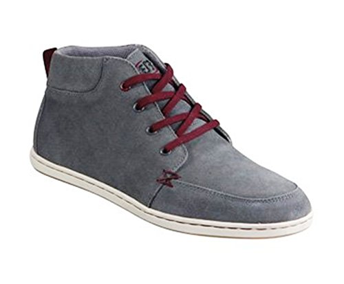 Bruetting Nizza 541165, Herren Fashion Sneakers, Grau (grau/bordeaux) Grau