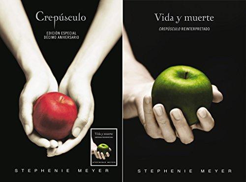 Crepúsculo. Décimo aniversario/ Edición dual Vida y Muerte (Sin límites) por Stephenie Meyer